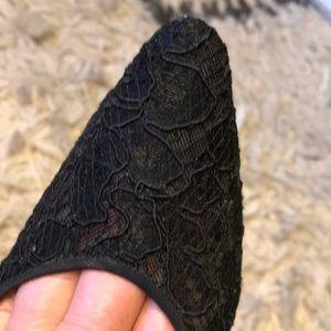 Italian made lace dress shoes